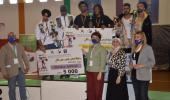 أعضاء لجنة تحكيم نهائيات النسخة السابعة لبطولة رياضة الهيب هوب قدمت عروضا رائعة أبهرت المشاركين