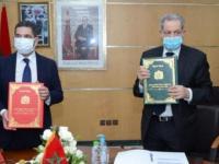 تعبئة الفاعلين والشركاء حول المدرسة المغربية محور اتفاقية بين وزارة التربية الوطنية وجمعية جهات المغرب