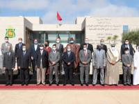 عدة سفراء معتمدين بالمغرب يزورون مقر المكتب المركزي للأبحاث القضائية