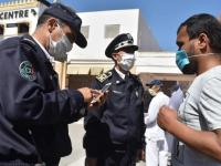 توقيف أزيد من 624 ألف شخص مخالف لقرار إجبارية ارتداء الكمامات خلال الفترة الممتدة من 25 يوليوز الماضي إلى 23 أكتوبر الجاري