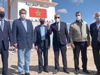 الأحزاب السياسية الممثلة بالبرلمان تشيد بالأسلوب الحكيم الذي قاد به الملك محمد السادس تدبير ملف الكركرات