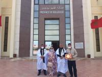 رئيس فرع جهة الرباط سلا القنيطرة لمنظمة جمع شمل الصحراويين في العالم يشيد بتدخل الجيش في الكركرات