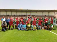 الجمعية الجهوية لمصوري الصحافة الرياضية المغربية يتوج بلقب دوري الصداقة في نسخته الثانية