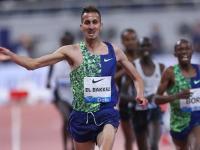 البقالي يحقق أسرع توقيت عالمي في سباق 3 آلاف متر موانع
