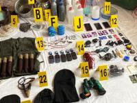 التهم التي وجهت لأفراد الخلية الإرهابية المفككة