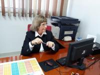 مساء الجهة في حوار صحفي مع ماريا ماتزرات سفيرة المنتدى المغربي للتعاون الافريقي