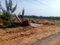 غضب واستياء من عملية هدم باشا عامر لسياجات أراضي سلالية بجماعة السهول