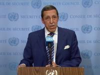 السفير هلال يفضح الانتهاكات الجسيمة لحقوق الإنسان في مخيمات تندوف