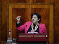 نقابة الصحافيين المغاربة تدين الحملة المسعورة ضد الصحفية حنان رحاب