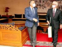 السيد حموشي يستقبل بالرباط سفير الولايات المتحدة الأمريكية بالمملكة