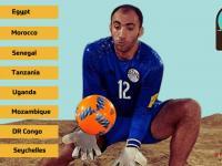 كأس الأمم الإفريقية للكرة الشاطئية (السنغال (2021) … المغرب في المجموعة الثانية
