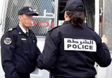 جرف الملحة: شرطي يضطر لاستعمال سلاحه الوظيفي لتوقيف أربعة أشخاص عرضوا أمن المواطنين للخطر