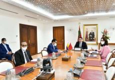 المغرب وكولومبيا يجددان التأكيد على الإرادة المشتركة لجلالة الملك والرئيس إيفان دوك في الاستمرار في تعزيز الشراكة الثنائية المتعددة الأبعاد