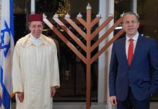 ذكرى اتفاقيات أبراهام ..السفير هلال يجدد التأكيد على تشبث المغرب الراسخ بالسلام والأمن والازدهار في منطقة الشرق الأدنى