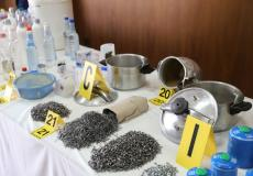 الوكيل العام للملك: كل المواد المحجوزة مع الخلية الإرهابية المفككة تستعمل في صناعة العبوات المتفجرة
