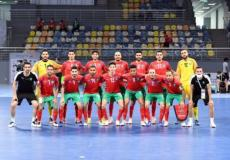 كأس العالم لكرة القدم داخل القاعة ( ليتوانيا 2021 ) .. المنتخب الوطني المغربي يتأهل إلى دور الربع عقب تفوقه على نظيره الفنزويلي (3-2)