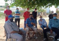 عائلة بوحجرة تطالب الجهات المختصة بإعادة القطعة الأرضية المنزوعة منها