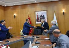 اتفاقية خاصة للشراكة والتعاون بين المجلس الجهوي للداخلة وادي الذهب وكلية العلوم القانونية والاقتصادية والاجتماعية أكدال