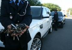 الشرطة القضائية تحقق في تزوير وثائق سيارات فارهة مسروقة