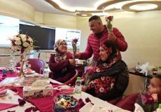 المكتب الجهوي لمنظمة جمع شمل الصحراويين الملكيين عبر العالم يكرم المرأة في اليوم العالمي