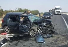 17 قتيلا و2455 جريحا حصيلة حوادث السير بالمناطق الحضرية خلال الأسبوع الماضي