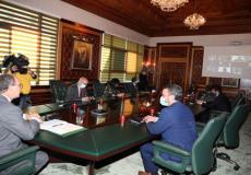 رؤساء اتحادات برلمانية جهوية وقارية بأمريكا اللاتينية والكاراييب يشيدون بمبادرة جلالة الملك لمواجهة وباء كورونا في إفريقيا