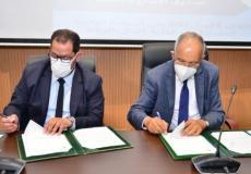 كلية العلوم القانونية والاقتصادية والاجتماعية-أكدال وصندوق الإيداع والتدبير للتنمية يوقعان على اتفاقية لإطلاق تكوينات بالتناوب
