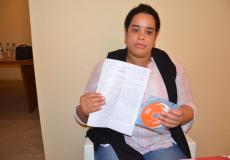 مشتكية تقطن بالهراويين تعرضت للتهديد باقتحام منزلها من طرف 14 شخصا مسلحين بعصي تلتمس تطبيق القانون