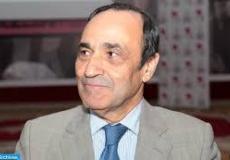 السيد المالكي يؤكد على دعم كل المبادرات الهادفة لاستتباب الأمن والاستقرار بليبيا