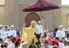 تهنئة السيد رئيس مجلس جماعة سيدي علال لمصدر لصاحب الجلالة بمناسبة الذكرى 21 لعيد العرش المجيد