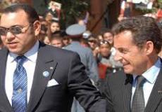 """ساركوزي في كتابه """"زمن العواصف"""" : الملك محمد السادس يتمتع بذكاء كبير والمغرب محظوظ به"""