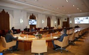 المالكي يتباحث مع وفد عن صندوق النقد الدولي حول سبل إنعاش عجلة الاقتصاد