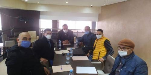 ميلاد جمعية الصحفيين والإعلاميين المهنيين بالجهة