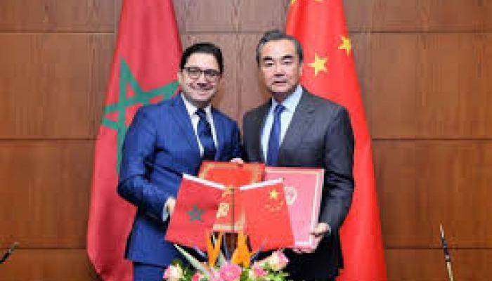 بوريطة : المغرب يرى في الصين عامل توازن في التعاطي مع القضايا العربية وشريكا موثوقا في العلاقات الثنائية