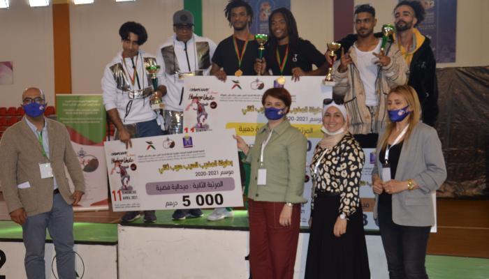 نهائي بطولة المغرب في الهيب هوب يبرز المستوى التنافسي المشرف  للرياضيين المغاربة