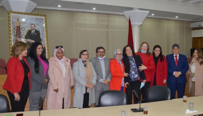 غرفة التجارة والصناعة والخدمات بجهة الرباط توقع اتفاقية شراكة مع الجمعية المهنية للمقاولة النسائية بالمغرب