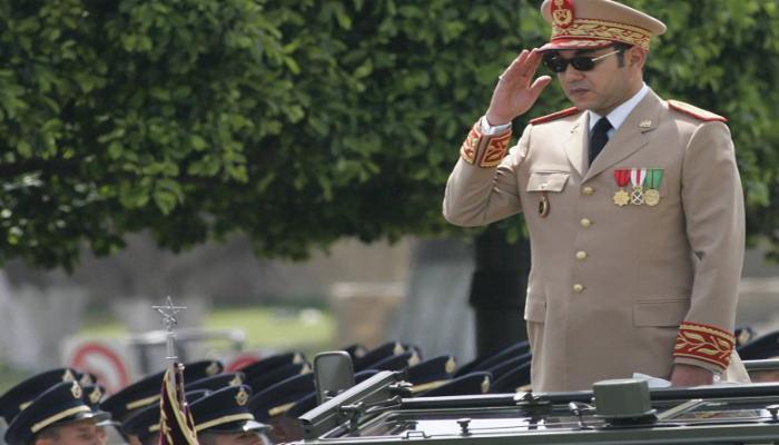 جلالة الملك القائد الأعلى ورئيس أركان الحرب العامة للقوات المسلحة الملكية يتفضل بتعيين الجنرال دوكور دارمي بلخير الفاروق مفتشا عاما للقوات المسلحة الملكية