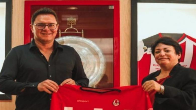 تعيين الإطار الوطني محمد أمين بنهاشم مدربا لفريق الفتح الرياضي