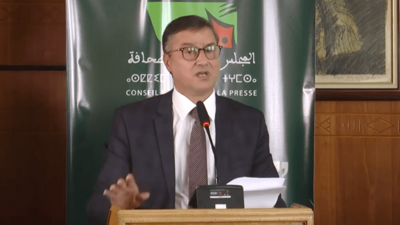 المجلس الوطني للصحافة يدين التهجم على الشعب المغربي وعلى جلالة الملك محمد السادس