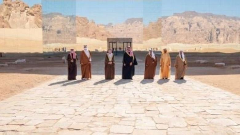 """قادة دول الخليج يوقعون بيان """"العلا"""" ويشيدون بجهود رأب الصدع"""