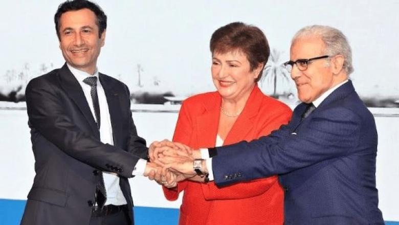 المديرة العامة لصندوق النقد الدولي تشيد بسياسة المغرب المالية في مواجهة وباء كورونا