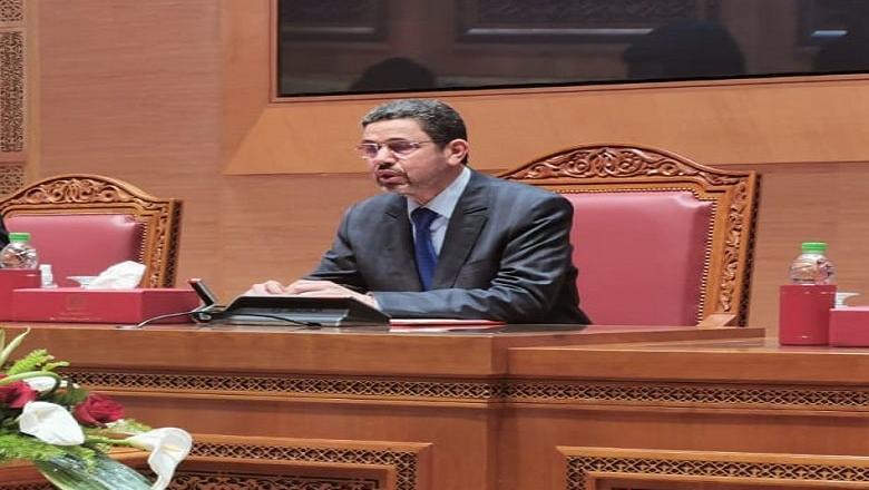 المجلس الأعلى للسلطة القضائية يناقش الوضعية المهنية للقضاء