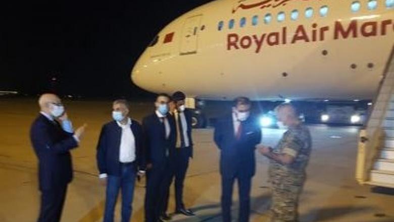 الحكومة اللبنانية تعبر عن امتنانها وتقديرها للمبادرة الملكية بإرسال مساعدات إنسانية وطبية عقب انفجار مرفأ بيروت