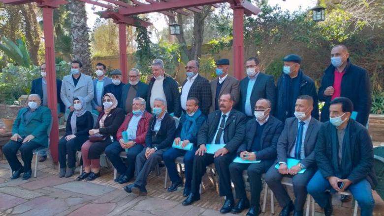 حزب الإتحاد الدستوري يستنكر السلوك اللاأخلاقي لقناة الشروق الجزائرية