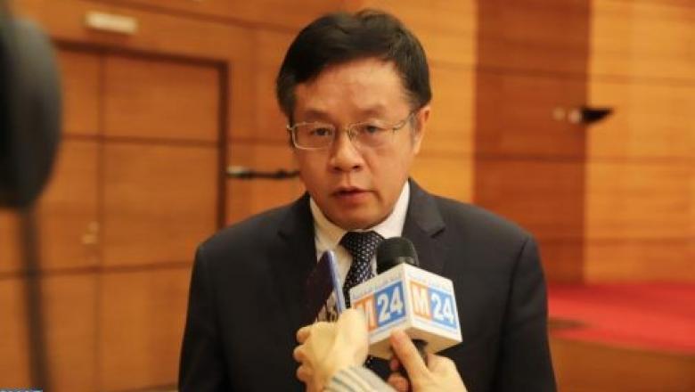 سفير جمهورية الصين الشعبية بالمغرب يشيد بالعلاقات السياسية الممتازة التي تجمع البلدين
