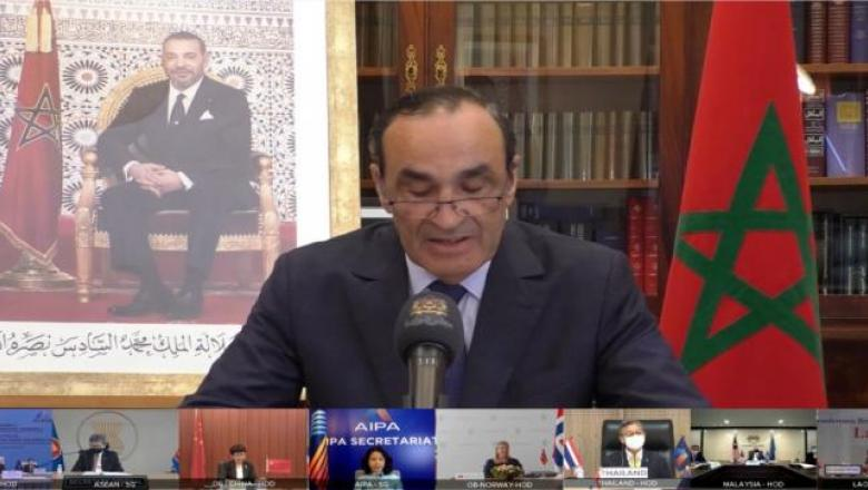 """المالكي : مجلس النواب يتطلع إلى أن يشكل قيمة مضافة لعمل الجمعية البرلمانية لرابطة """"آسيان"""""""