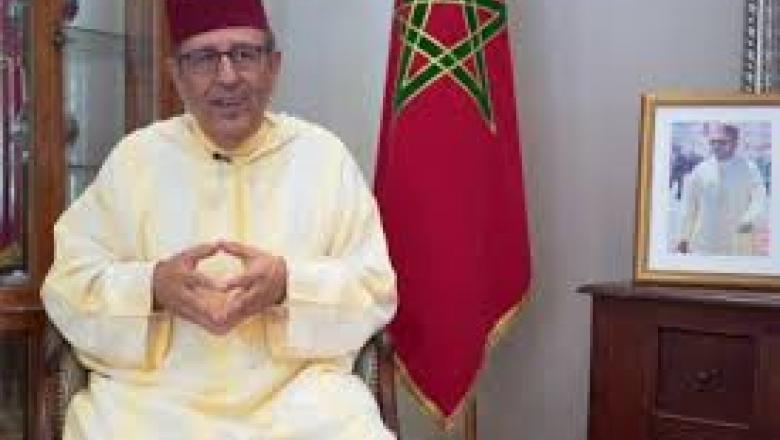 """يوسف العمراني :"""" صاحب الجلالة ما فتئ يجدد التأكيد على التزام جلالته الثابت بالتضامن الإفريقي الحقيقي """""""