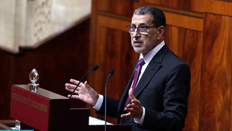 سعد الدين العثماني : سيتم في الأيام المقبلة إعداد مشروع قانون مالية تعديلي