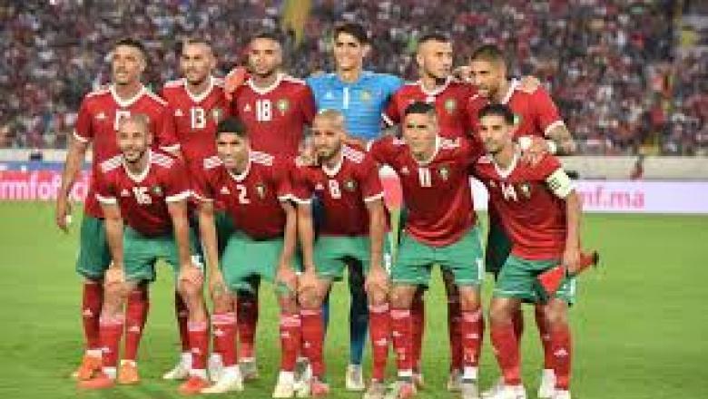 لاعبو  المنتخب الوطني يهنئون المغاربة بمناسبة عيد الفطر