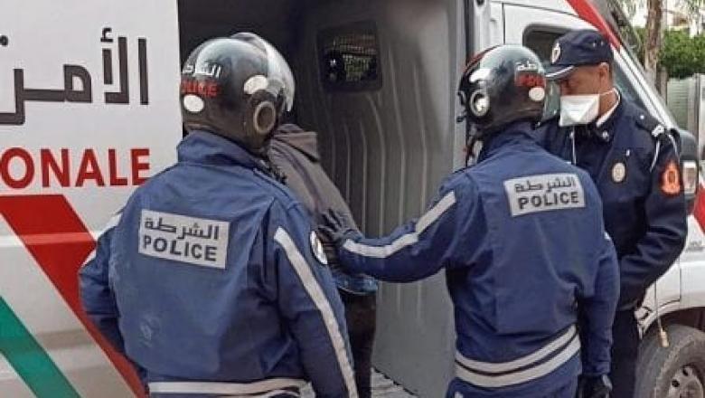 القنيطرة: توقيف شخصين وحجز أزيد من 5500 قرص طبي مخدر